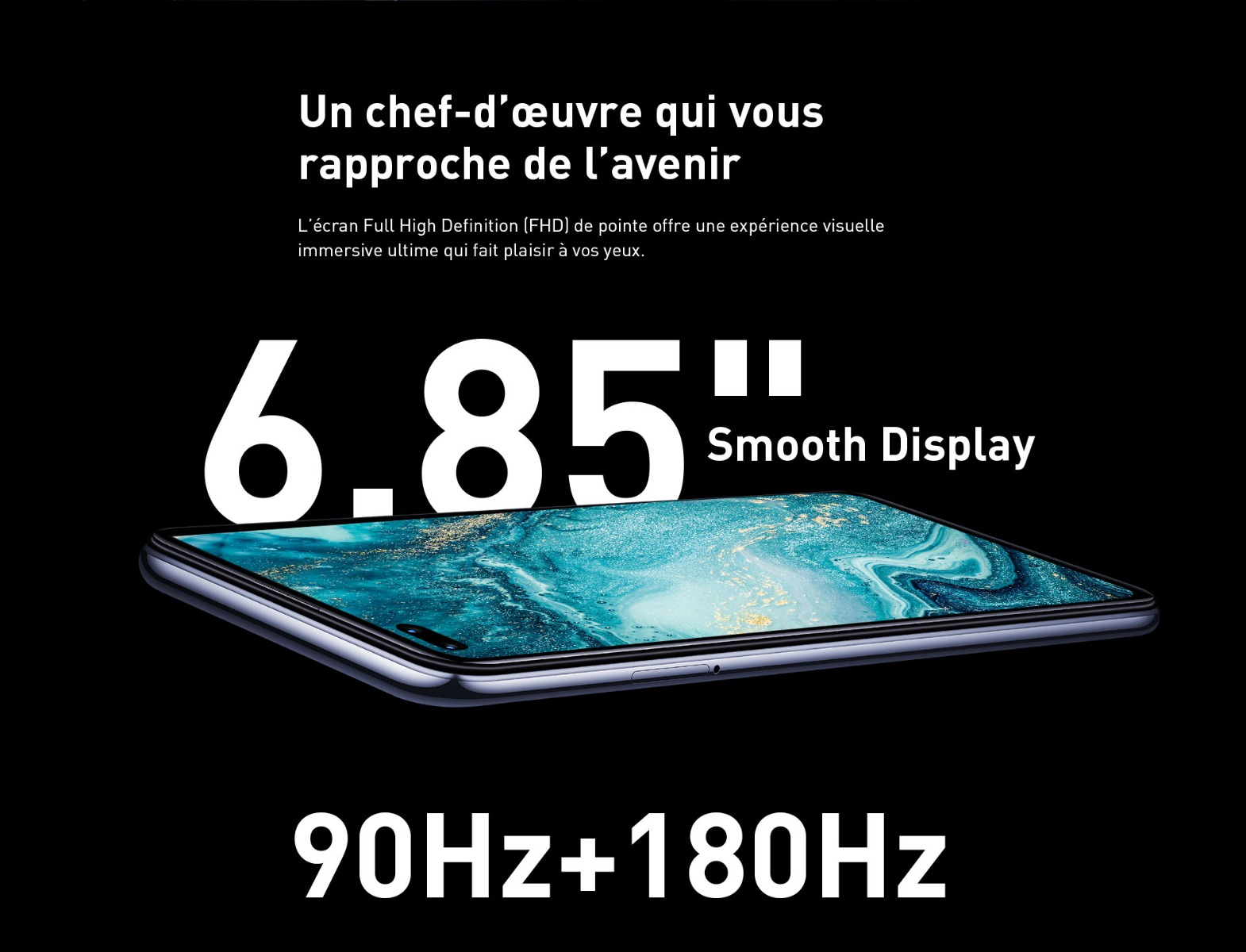Infinix Zero 8 (8Go, 128Go) Argent prix maroc